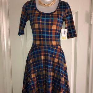 NWT LuLaRoe Nicole Full Circle Dress